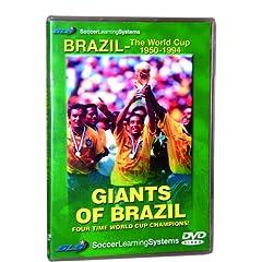 Giants Of Brazil: Soccer World Cup History 1950-1994 DVD