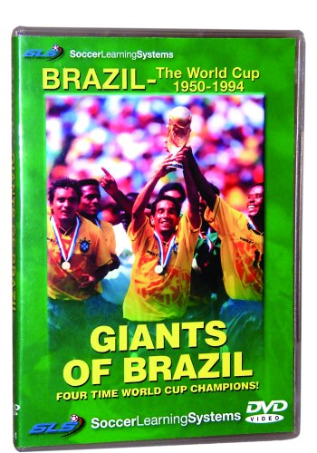 Giants Of Brazil: Soccer World Cup History 1950-1994 DVD