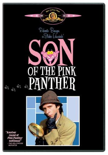 Сын Розовой пантеры