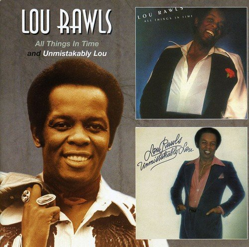 Lou Rawls - All Things in Time/Unmistakably Lou - Zortam Music