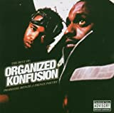 album art to The Best of Organized Konfusion