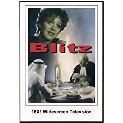 Blitz 16x9 Widescreen TV.