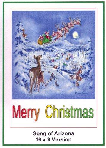 Song of Arizona:Greeting card:Merry Christmas