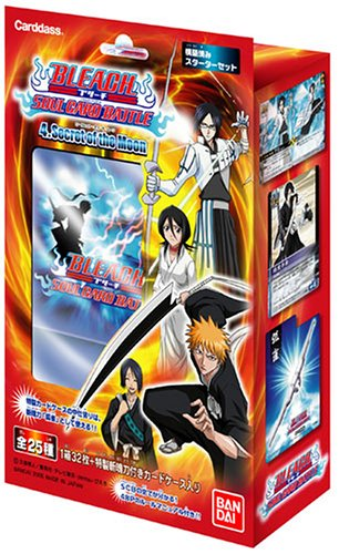 BLEACH SOUL CARD BATTLE.4 Secret of the Moon 構築済みスターターセット