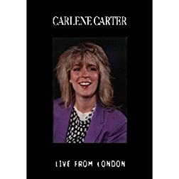 Carlene Carter: Live from London