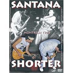 Carlos Santana and Wayne Shorter: Live at the 1988 Montreux Jazz Festival
