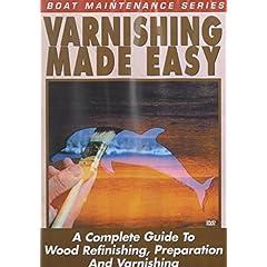 Varnishing Made Easy