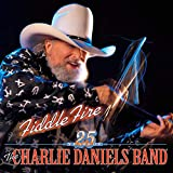 album art to Fiddle Fire: 25 Years of the Charlie Daniels Band