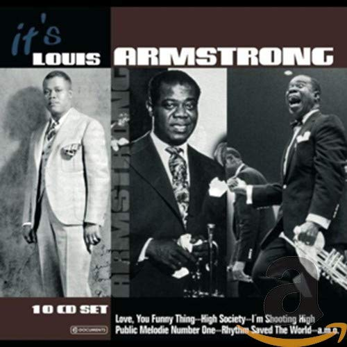 It's Louis Armstrong, Volume 1