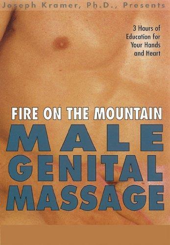 Fire on the Mountain Male Genital Massage (DVD)