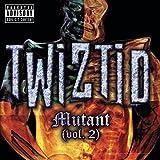 album art to Mutant, Volume 2