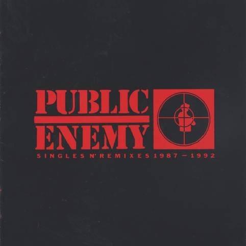 Public Enemy - Singles N
