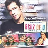 Because Of You (Bcuz of U) - Philippine Music CD