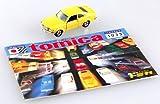トミカ35周年記念 懐かしのカタログ付トミカ 73年版