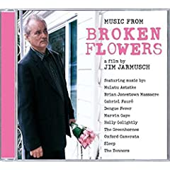 Broken Flowers OST