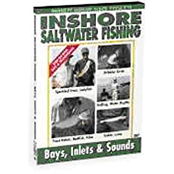 Inshore Saltwater Fishing: Bays, Inlets and Sounds