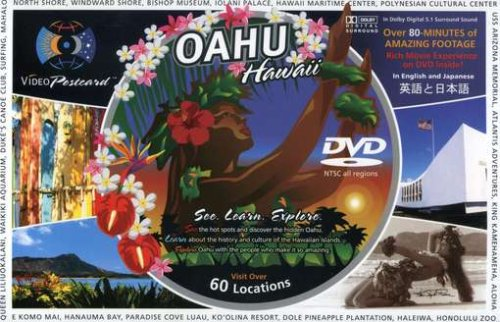 Oahu, Hawaii Video Postcard