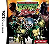 DS Teenage Mutant Ninja Turtles 3: Mutant Nightmare