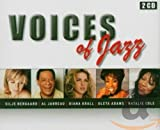 Album cover for Voices of Jazz