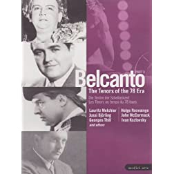 Belcanto: Tenors of the 78 Era 2