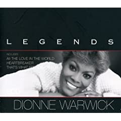 Dionne Warwick - Legends