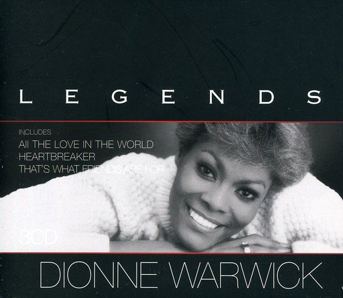 Dionne Warwick - 20 Golden Greats - Zortam Music
