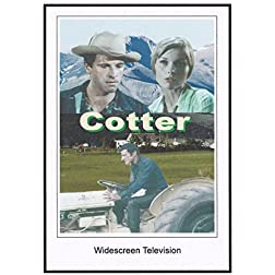 Cotter 16x9 Widescreen TV.