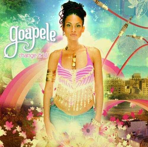 Goapele - Change It All - Zortam Music
