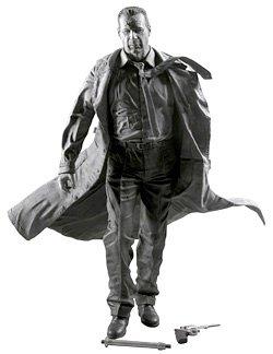 Sin City - Movie 18 Inch Talking Action Figure: Hartigan