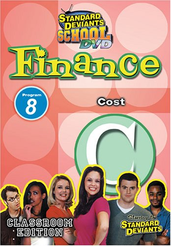 Standard Deviants: Finance Module 8 - Cost