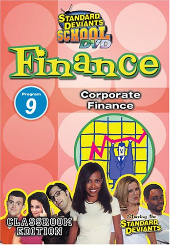 Standard Deviants: Finance Module 9 - Corporate Finance