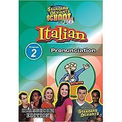 Standard Deviants: Italian Module 2 - Pronunciation