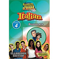 Standard Deviants: Italian Program 4 - Pronouns
