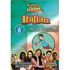 Standard Deviants: Italian Module 6 - Verb Basics