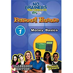 Standard Deviants: No-Brainers on Personal Finance Module 1 - =