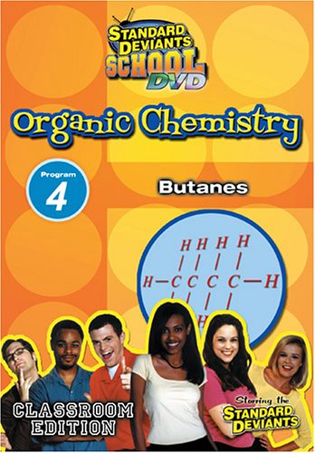 Standard Deviants School - Organic Chemistry, Program 4 - Butanes