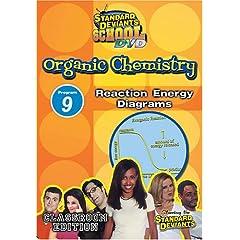 Standard Deviants School - Organic Chemistry, Program 9 - Reaction Energy Diagrams