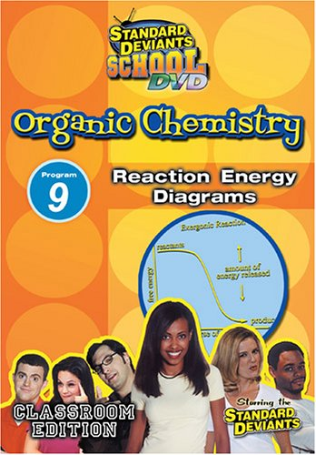Standard Deviants School - Organic Chemistry, Program 9 - Reaction Energy Diagrams