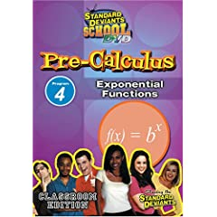 Standard Deviants: Pre-Calculus Module 4 - Exponential Functions
