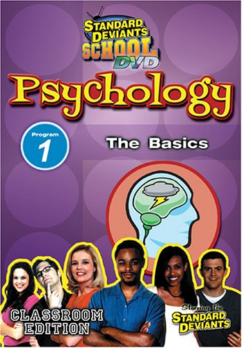 Standard Deviants: Psychology Module 1 - The Basics