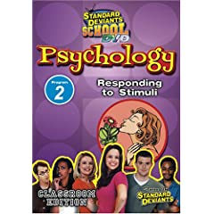 Standard Deviants: Psychology Module 2 - Responding to Stimuli