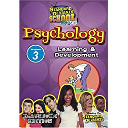 Standard Deviants: Psychology Module 3 - Learning and Development