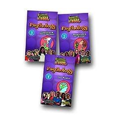 Standard Deviants: Psychology Super Pack (3-pack)