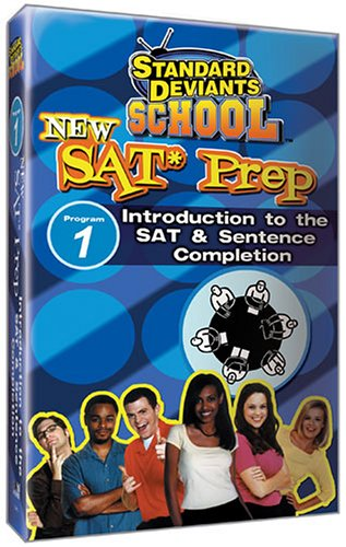 Standard Deviants: SAT Prep Module 1 - Introduction to the SAT & =