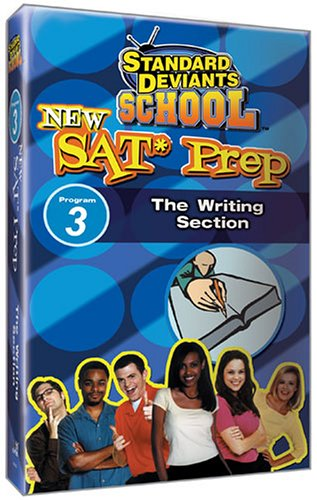 Standard Deviants: SAT Prep Module 3 - The Writing Section