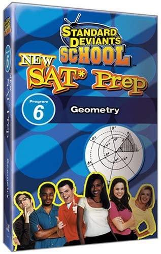 Standard Deviants: SAT Prep Module 6 - Geometry