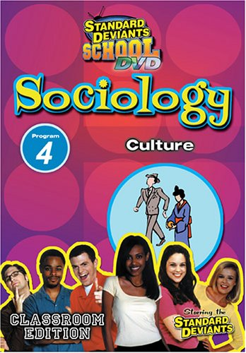 Standard Deviants: Sociology Module 4 - Culture