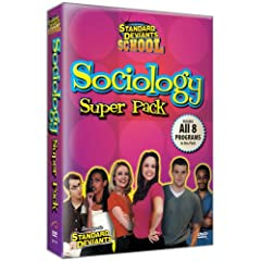 Standard Deviants: Sociology Super Pack (8-pack)