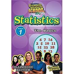 Standard Deviants: Statistics Module 1 - The Basics