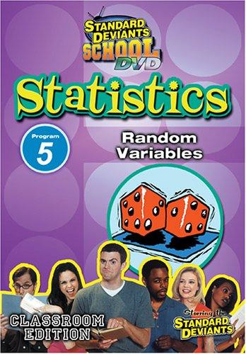 Standard Deviants: Statistics Module 5 - Random Variables